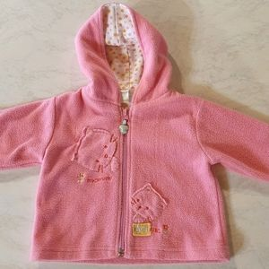 Baby Grand Pink jacket size 0
